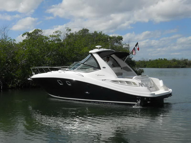 Searay 40 ft