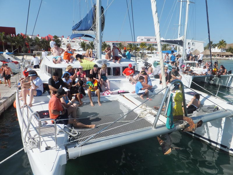 Lagoon 550 - VIP Catamaran Vacations