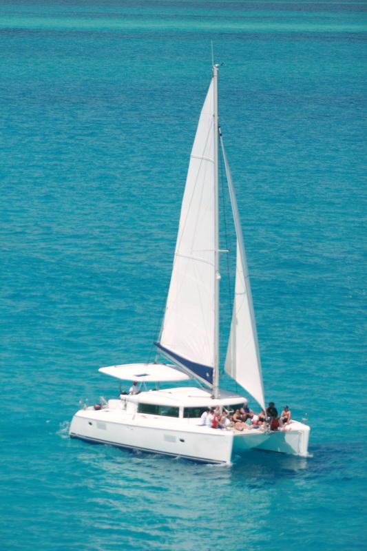 catamaran lagoon