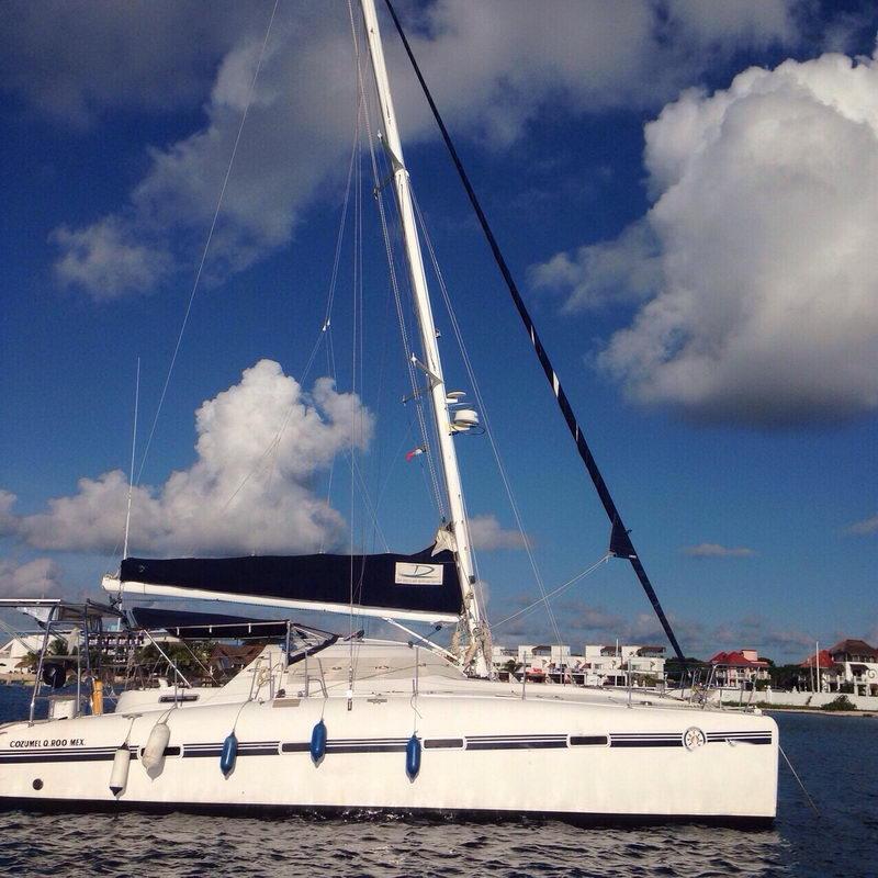 Cozumel Island Catamaran Lavezzi