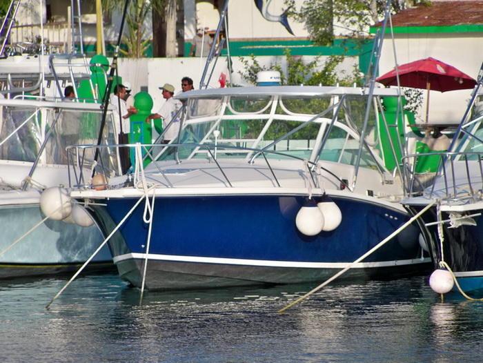 boat for rent Cozumel