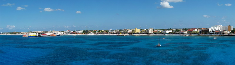 Cozumel charter boats and catamarans