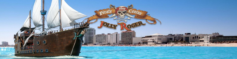 Pirate galeon cancun
