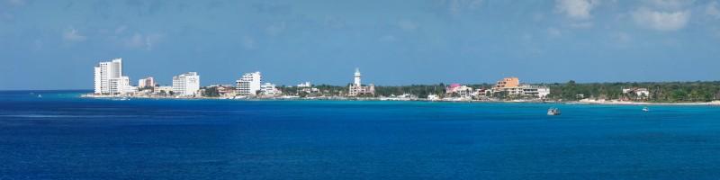 Cozumel Island Marina Yachts