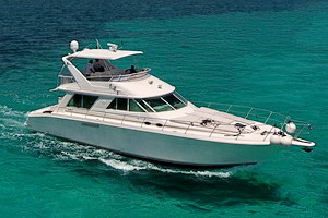 All Inclusive yacht in Cancun