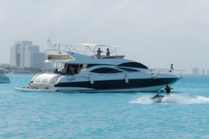 Cancun mega yachts tours