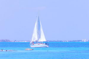 Cancun sailboat 36ft