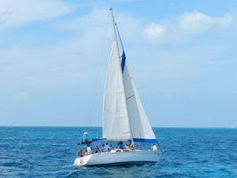 Cancun sailing tours