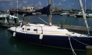 33 feet sailboat cancun