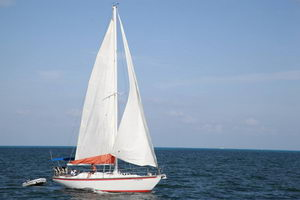 cancun sailboat 44