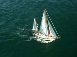 cancun sailboat 55