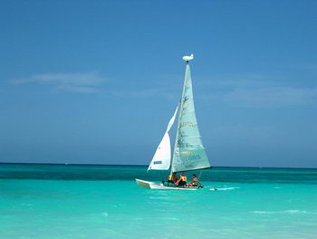 cancun hobie cat