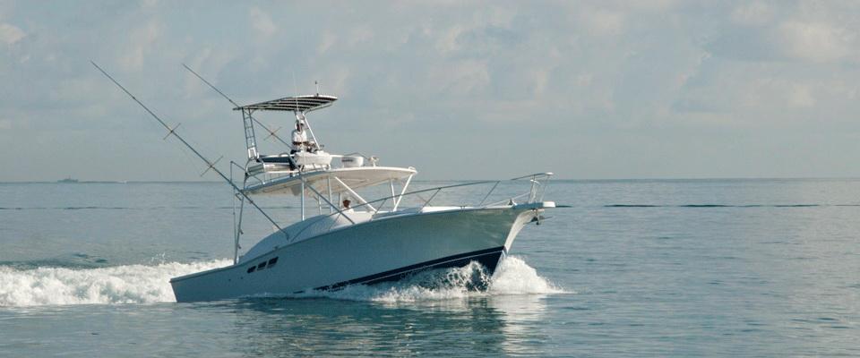 Puerto morelos luhrs fishing on luxury charter boat for Puerto morelos fishing